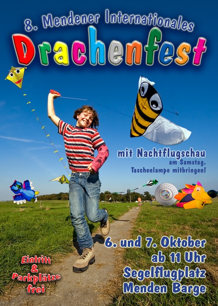 Drachenfest 06./07. Oktober