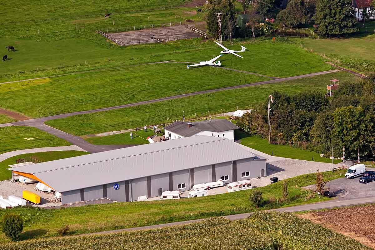 LSG Menden 2014 – Luftbild – September 2014