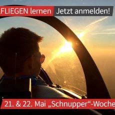 """""""Schnupper""""-Wochenende"""