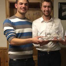 Auszeichnung für junge Segelflieger
