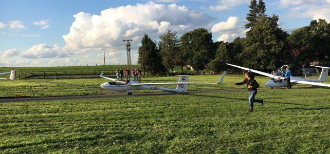 Probefliegen – Die ASG 29Es aus Poppenhausen