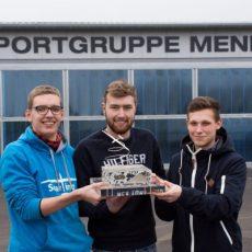 Gewinner des Willi-Böcker-Wettbewerbs