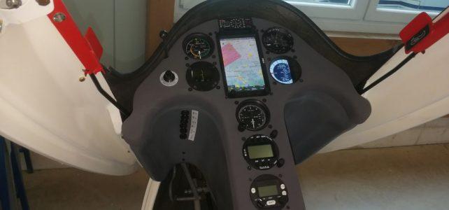 Neue Navis für die Segelflieger