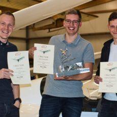 Die Gewinner des Streckenflugpokals / Willi-Böcker-Pokal