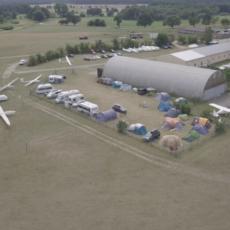 Die LSG Menden e.V. im Urlaub zu Gast beim Fliegerklub Wittstock e.V.